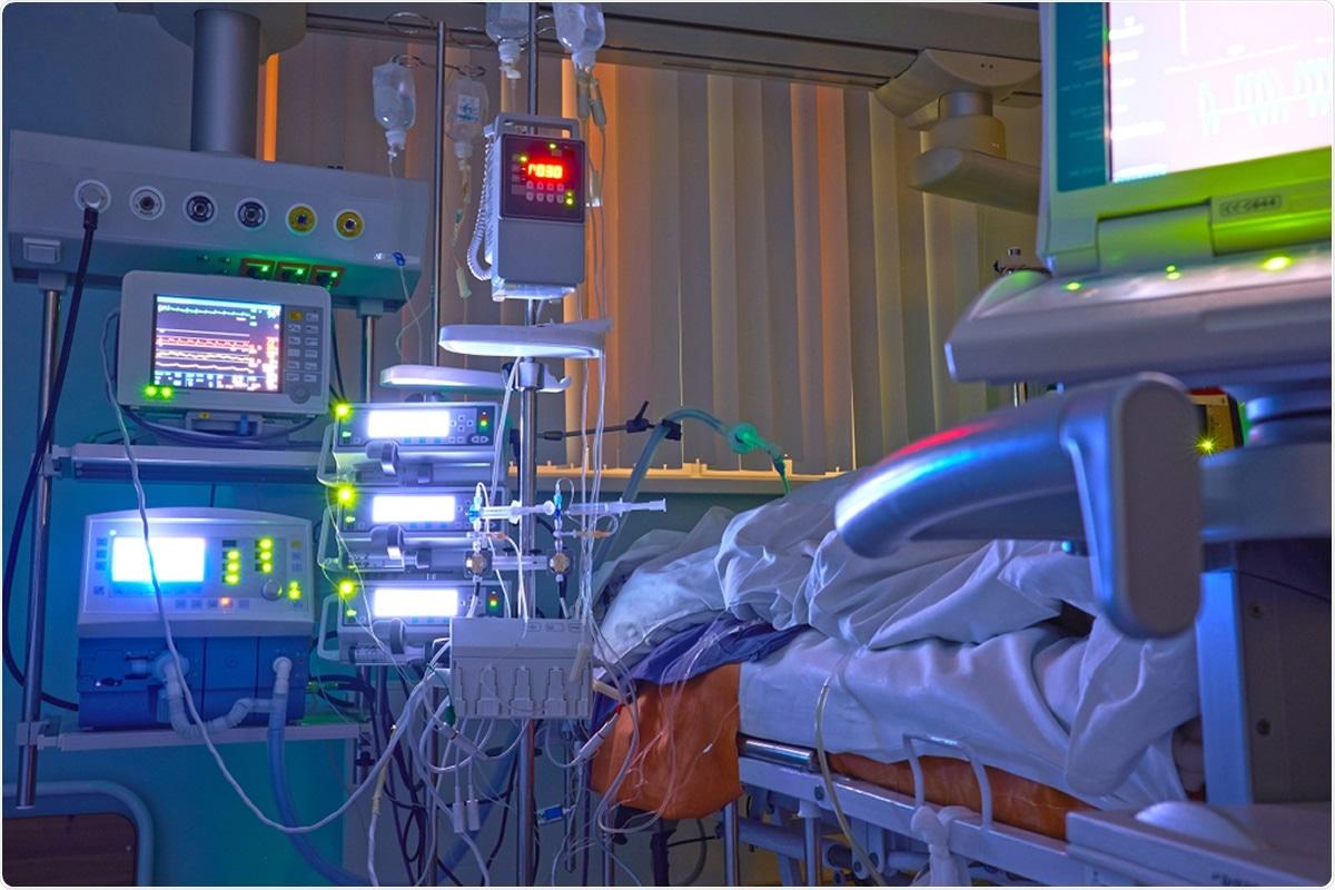 Проучване: Предсказване на необходимостта от ескалация на грижите или смъртта от повтарящи се ежедневни клинични наблюдения и лабораторни резултати при пациенти с ТОРС-CoV-2 през 2020 г.: ретроспективно кохортно проучване, основано на популация, от Обединеното кралство.