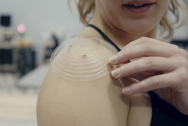 Отпечатано датчик Kirigami Hugs рамо за измерване на възстановяване | ✅ Д-р Стоян Арнаудов - Ортопед | Травматолог ⭐️
