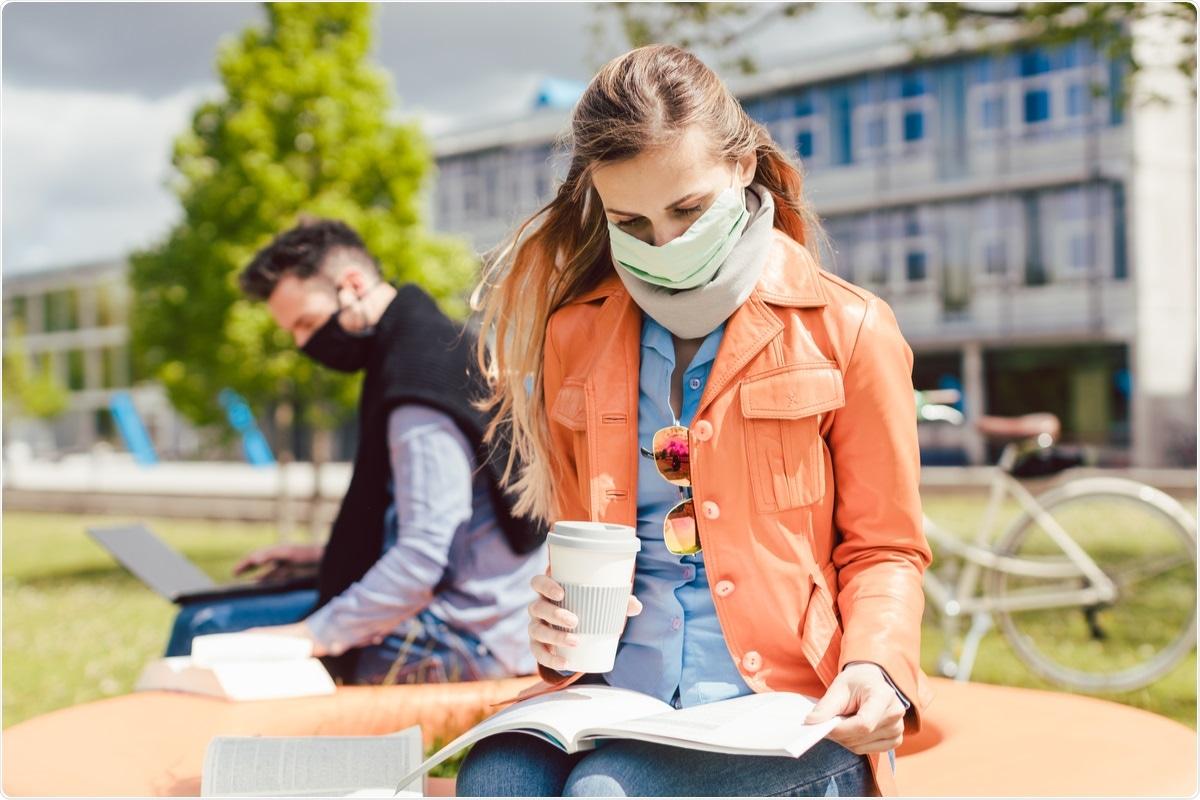 Проучване: Разпространява ли се кампусите в колежа? Изследване на моделиране, основано на данни.