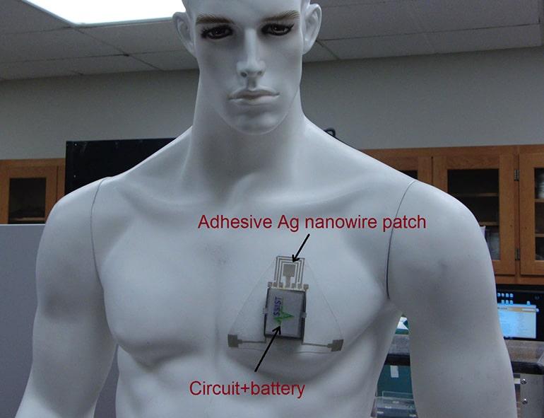 Безжичен сензор за кожата Nanowire може да измерва нивата на хидратация | ✅ Д-р Стоян Арнаудов - Ортопед | Травматолог ⭐️