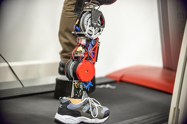 Мотор на космическата станция за по-удобни, мощни и ефективни роботизирани крака | ✅ Д-р Стоян Арнаудов - Ортопед | Травматолог ⭐️