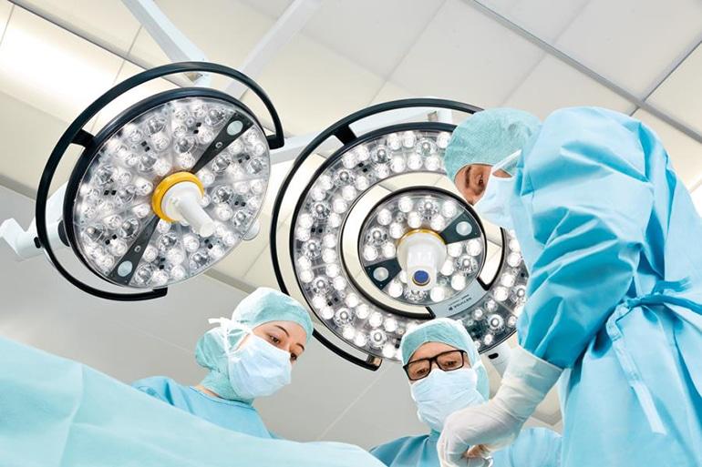 Maquet PowerLED II - Интелигентни хирургически светлини вече се предлагат в Съединените щати | ✅ Д-р Стоян Арнаудов - Ортопед | Травматолог ⭐️