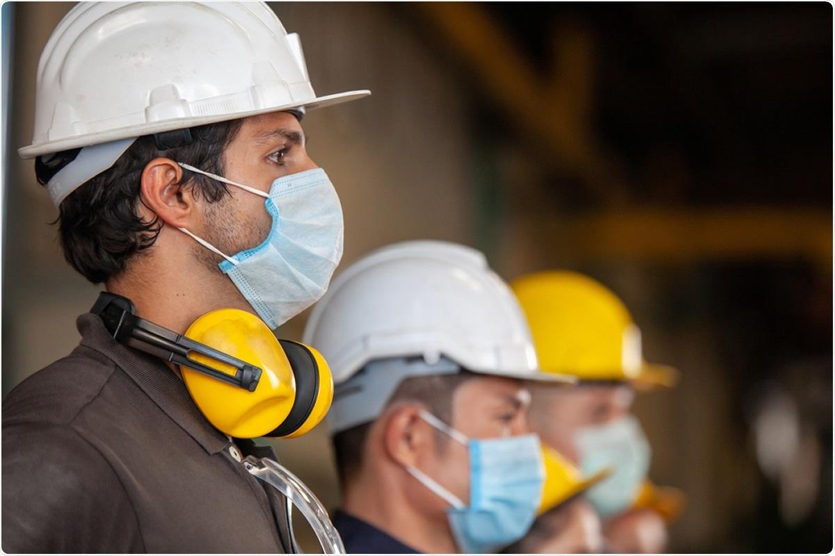 Проучване: Носене на маски и контрол на предаването на SARS-CoV-2 в САЩ: проучване в напречно сечение.