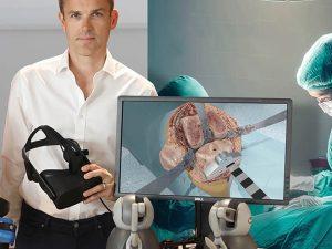 Хирургически симулатор за виртуална реалност за фундаментална хирургия | ✅ Д-р Стоян Арнаудов - Ортопед | Травматолог ⭐️
