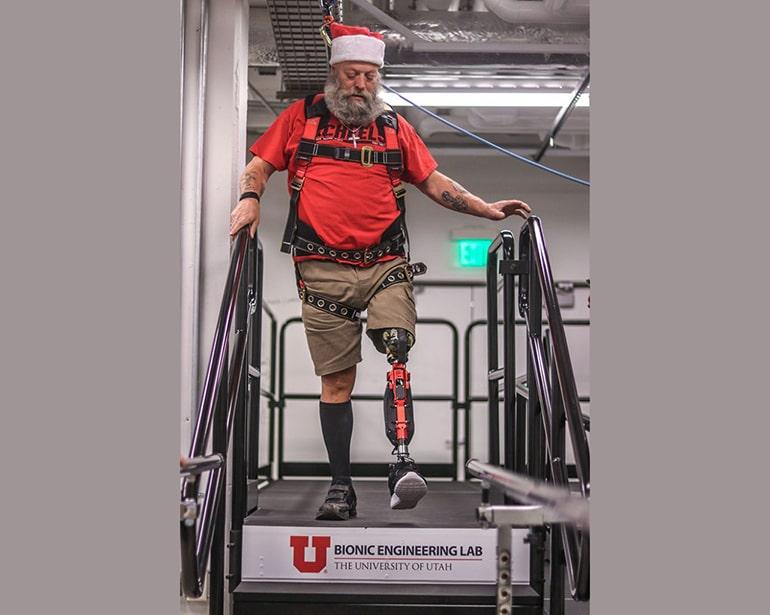Smart Protest Leg използва изкуствен интелект за да пресъздаде перфектни стъпки | ✅ Д-р Стоян Арнаудов - Ортопед | Травматолог ⭐️